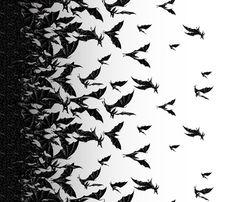 Night Hunters border fabric by thecalvarium on Spoonflower - custom fabric Love Background Images, Background Drawing, Paper Background, Halloween Quilts, Goth Art, Halloween Backgrounds, Fade To Black, Gothic House, Grafik Design