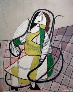 Picasso 'Le sedia a dondolo'  1943 #Matisseeilsuotempo
