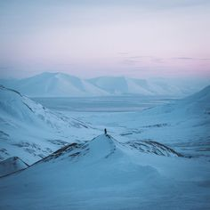 Svalbard, you are an eye candy.