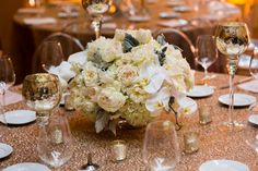 Sophisticated Restaurant Wedding by Something to Celebrate