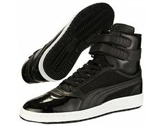 high ankle shoes in puma