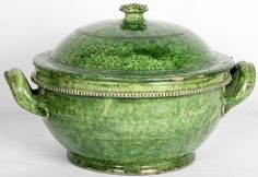 French antique tureen