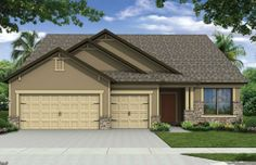 Retirement Communities in Ocala, FL | Infinity Floor plan | Del Webb homes