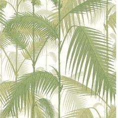 Contemporary Restyled  - Palm Jungle - 95-1001 Cole & Son behang wallpaper behangpapier behang woonkamer behang slaapkamer interieur design