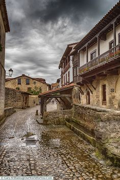 The watering hole, Santillana del Mar, Cantabria, Spain Vacation Trips, Vacation Spots, Costa, You Are The World, Medieval Town, Spain And Portugal, Places Of Interest, Andalucia, Bilbao
