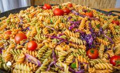 Pasta Salad, Ethnic Recipes, Food, Vegetarian Recipes, Crab Pasta Salad, Essen, Meals, Yemek, Eten