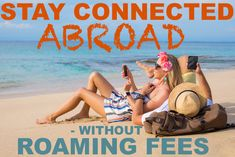 This should save you more than a few dollars on roaming Overseas Travel, Travel Abroad, Travel Tips, Free Sims, Information Center, Trip Planning, South America, Connection, Road Trip