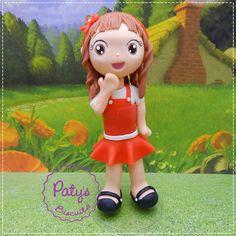 Miniatura personalizada - Menina