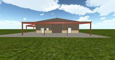 Cool 3D #marketing http://ift.tt/2gRsgUn #barn #workshop #greenhouse #garage #roofing #DIY