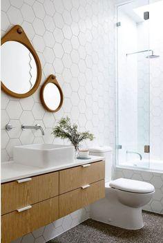 Плитка для ванной комнаты – тренды 2017 года