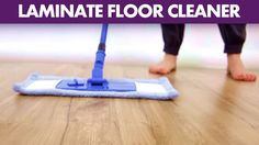 Laminate floors oftentimes look streaky and hazy after being cleaned…which shouldn't be the case after all your effort! Whip up this miracle laminate floor cleaner and use in a spray bottle with a …