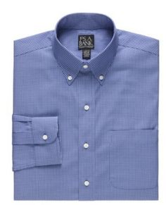 Look as crisp and neat at the end of the day as you did when you first put it on.   http://www.josbank.com/menswear/shop/Product_11001_10050_400078