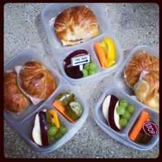 Roadtrip!! #lunch in our #easylunchboxes