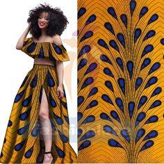 veritable  hollandais wax african fabric high quality ankara african wax print fabric 6yards ankara fabric H17032903 African Fashion Ankara, Latest African Fashion Dresses, African Dresses For Women, African Clothes, African Style, Ankara Fabric, African Fabric, African Prints, Ankara Dress Styles