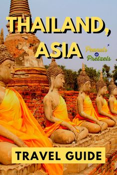 Thailand Adventure, Thailand Travel Guide, Visit Thailand, Asia Travel, Croatia Travel, Bangkok Thailand, Hawaii Travel, Italy Travel, Amazing Destinations