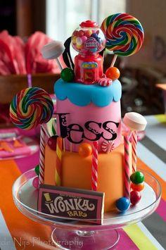 Wonka cake by Carol Browning
