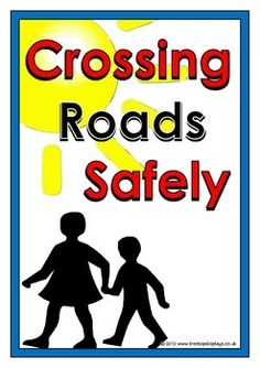 A set of 8 elegant printables showing and explaining the steps for how to cross the road safely. This set is ideal for any class learning road safety. It also is very useful as a generic display as well! Visit our TpT store for more information and for other classroom display resources by clicking on the provided links.
