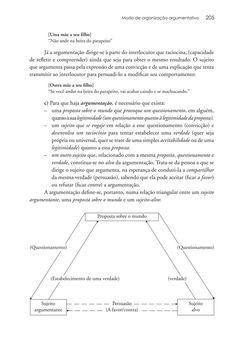Página 205  Pressione a tecla A para ler o texto da página