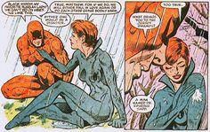 Daredevil Vol. 1 #222  September, 1985 Art by David Mazzucchelli
