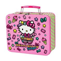 SANRIO HELLO KITTY STREETS OF TOKYO HARAJUKU TIN LUNCH BOX COSPLAY ANIME    eBay 93308f5691