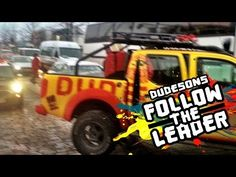 Follow the leader by The Dudesons. Traffic jam prank using Jongla.