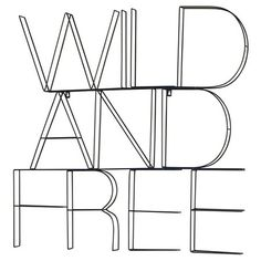 WILD AND FREE Wire Wall Décor - Pillowfort™ : Target