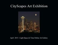 "Cityscapes 2015 Online Art Exhibition - Event Catalogue - The ""CityScapes"" Art Competition theme includes any cityscape subjects by depicting cities, towns, urban scenes and any related metropolitan subjects. The gallery received submissions from 17 different countries from around the world and they also received entries from 31 different states. Overall, there were 676 entries judged for this art competition. Carolyn Edlund was the Guest Judge for this art competition."