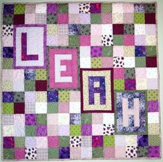 Nursery quilt, inspired by Nancy Halvorsen's Mischief and ... : quilt shop names - Adamdwight.com