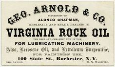 """""""Virginia""""...it's always done in this style typeface."""