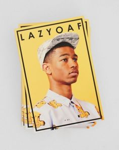 Lazy Oaf Magazine: Issue 3 Out Now | Lazy Oaf Journal