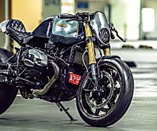 Tokyo has one of the world's most vibrant custom motorcycle scenes. It's dominated by names like An-Bu, Ritmo Sereno, Sanctuary and Sundance. But here's a new entrant worth keeping an eye on—Speedtractor. This Suzuki ST400 Tempter is one of Speedtractor's first builds, and it's a beauty, in a chunky kind of way. The client wanted…