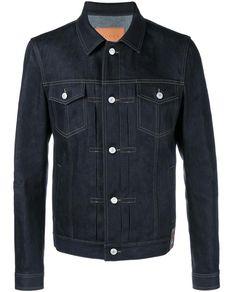 GUCCI Raw Japanese Denim Jacket. #gucci #cloth #