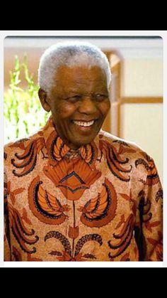 Madiba with BaTiK