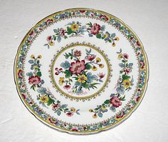 "Coalport Ming Rose Bone China 6 1 4"" Bread Butter Plate   eBay"