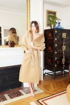 Camilla and Marc  #VogueRussia #prefall #fallwinter2018 #CamillaandMarc #VogueCollections