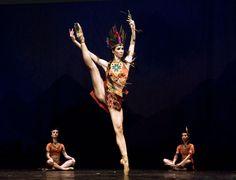 peterpan ballet tigerlily