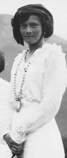 Grand Duchess Tatiana Nikolaevna of Russia.