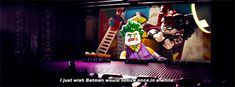 "Joker and Harley I The LEGO Batman Movie - ""Behind the Bricks"" Featurette Joker And Harley, Harley Quinn, Lego Batman Movie, Spongebob Memes, Cool Art Drawings, Jokers, Squad, Exo, Fiction"
