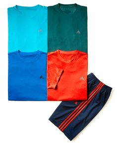 WOW Factor: Fresh tees. Adidas #mens #sports #gym #athletic BUY NOW!