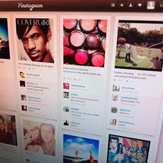Pinstagram: Try a little Pinterest in your Instagram!