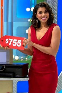 Gwendolyn Osborne-Smith - The Price Is Right (2/18/2015)