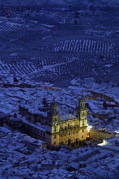 Catedral de la Asunción de la Virgen (Jaén) Andalucia,España by Catedrales e…
