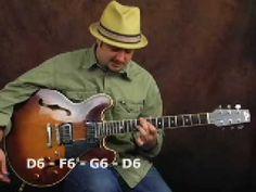 ▶ How to spice up guitar rhythms new chords John Mayer SRV use - YouTube