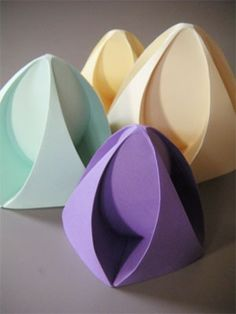Jeannine Mosely's Origami