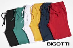 PROMO -30% Made from soft cotton jersey, these drawstring shorts are the perfect piece for a casual summer style.  www.bigotti.eu #bermude #bumbac #jerse #jersey #cotton #trousers #mensfashion #mensclothing #summerclothing #summerwear #summerlifestyle #menswear #discounts #promotie Summer Wear, Summer Outfits, Spring Summer, Summer Vibes, Trousers, Menswear, Mens Fashion, Shorts, Lifestyle