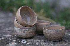 Raku bowls. $16.00 Пиала раку