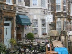 White Guest House, Bath, Somerset, UK, England. Bed and Breakfast. Staycation. Stay. Travel. #AroundAboutBritain. Children Welcome. Golf Nearby. City Centre.