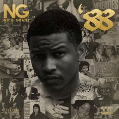 """New project from Nick Grant """"88"""" available NOW exclusively on DatPiff!"""