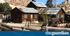 Dome and the ranch: California's Joshua Tree national park – in pictures