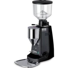 Mazzer Major Electronic Espresso Grinder - Black - My Espresso Shop